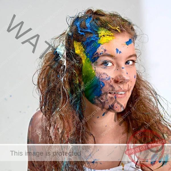 Verfdansproject Liesje